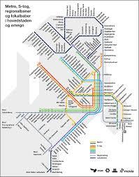Route Map by Route Map Copenhagen Abildskou