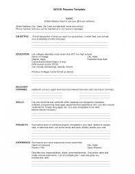 resume title exle microsoft excel resume templates exles inspiring best template
