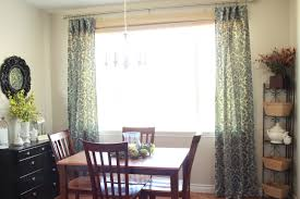 What Is A Breakfast Nook by Breakfast Nook Curtains The Wood Grain Cottage