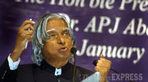 abdul kalam was a visionary scientist firm believer in god