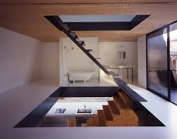 japanese design house stairs bathroom house in saijo japan by suppose design office