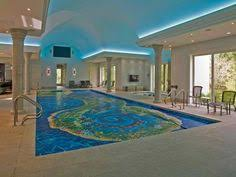 Home Plans With Indoor Pool Classy Hotel Indoor Swimming Pool Design With Lengthwise Pool With