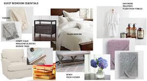 bedroom essentials guest bedroom essentials