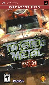 amazon com twisted metal head on sony psp artist not provided