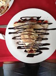 cuisine crepe chocolate strawberry and crepe yum picture of mr