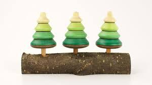 spinning tree tops