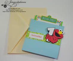 elmo baby cards shower birthday party invitations jingvitations