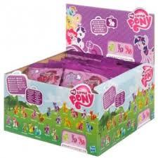 My Little Pony Blind Bag Wave 2 G4 Blind Bag Ponies My Little Wiki