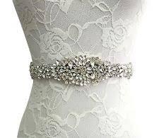 Wedding Dress Sashes Bridal Sash Ebay