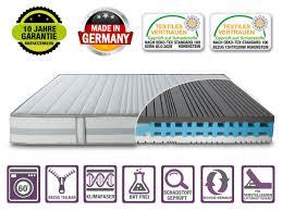 matratze 100x200 direkt vom hersteller made in germany matratze zweiseitig 80x200