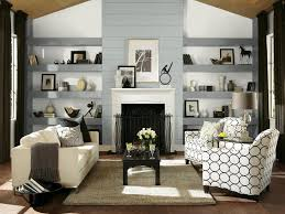 Grey And White Color Scheme Interior | gray color palette gray color schemes hgtv
