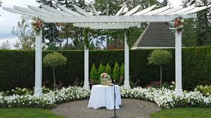 pergola design fabulous wedding arbor beach discount wedding