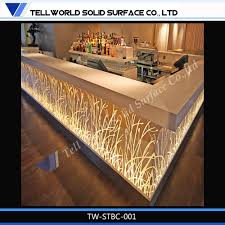 led furniture bar counter 3d drawing bar counter lighted