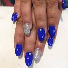 polish colors blue and white nail design awesome light blue nail