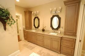 Double Vanity With Tower Lamar Design U2013 Winter Park Florida Design Firm Davenport Bath