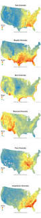 52 States Map by 52 Best Maps Images On Pinterest United States Geography And