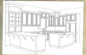 Autocad Kitchen Cabinet Blocks Kitchen Cabinet Detail Dwg Monsterlune