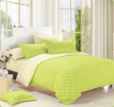 Polka Dot Comforter Queen Aa Home Textiles Green White Polka Dot Bedding Sets Include