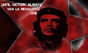 Che Guevara Flag Che Guevara Wallpaper Wallpapersafari