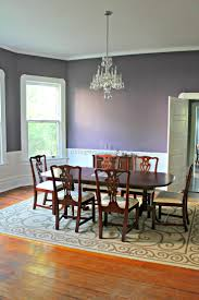 dining room paint colors with chair rail 4 best dining room