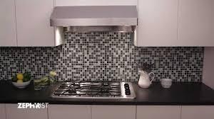 Cooktop Hoods Interior Modern Kitchen Ventilation Design With Zephyr Hoods