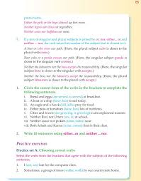 good grammar 6th grade grammar subject verb agreement