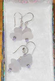 cape cod sea glass jewelry from bottles to jewelssterling silver