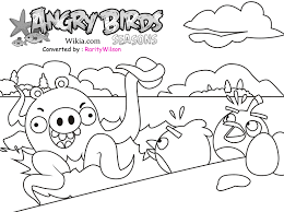 angry birds thor coloring pages ages angry