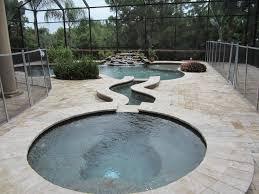 pressure cleaning windermere fl u2013 a nice travertine pool deck