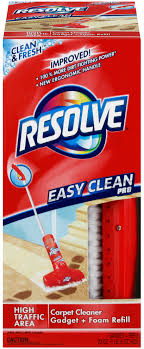 Vanish Easy Clean Carpet Cleaning Resolve Easy Clean Pro Carpet Cleaner Gadget Foam Spray Refill