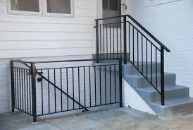 Stainless Steel Banister Rail Metal Staircase Rail U2013 Brandonemrich Com