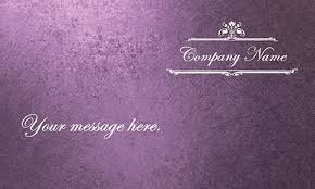 Purple Business Cards Wedding Coordinator Business Cards Elegant U0026 Beautiful Designs
