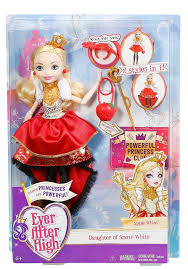 after high apple white doll buy now after high powerful princess tribe apple white