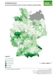 größte stadt deutschlands fläche grünlandumbruch umweltbundesamt