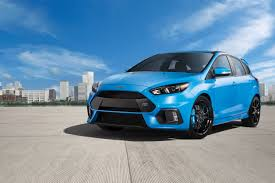 2018 ford focus rs gets a 5 000 price hike sort of