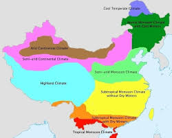 what is a climate map 1 answer the climate of china quora