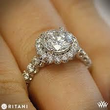 ritani engagement rings ritani masterwork shared prong engagement ring 2117