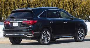 Acura Mcx 2017 Acura Mdx Changes For The Better Consumer Reports