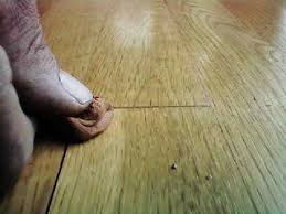 how to fill gaps in a hardwood floor