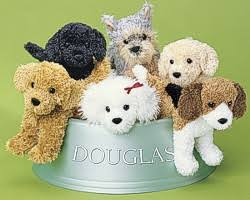 plush stuffed dogs from douglas toys so soft and