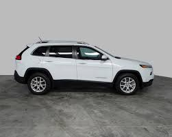 jeep cherokee black 2015 2015 used jeep cherokee cherokee latitude at roadking motors llc