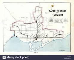 Toronto Subway Map Map Toronto Stock Photos U0026 Map Toronto Stock Images Alamy