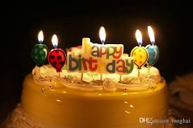 birthday cake candles birthday candle balloons candles decorative wax candles for the