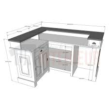 hauteur d une cuisine hauteur d un bar de cuisine 20942 sprint co