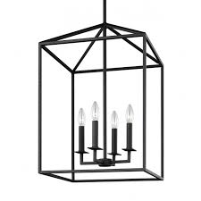 Lantern Pendant Light Fixture Awesome Perryton Blacksmith 125 Inch Four Light Lantern Pendant