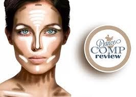 Makeup Contour highlight contour makeup tutorial comp review