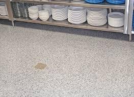 Epoxy Kitchen Floor by 8 Best Restaurant Kitchen Flooring Images On Pinterest Kitchen