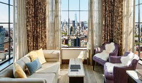 the ludlow hotel lower east side new york city usa design