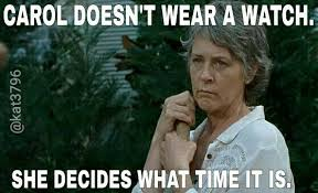 Carol Twd Meme - the walking dead tough carol memes