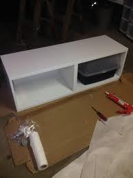 ikea hack besta storage cabinet hidden cat litter boxes ikea